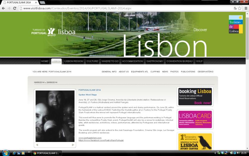site visit lisboa